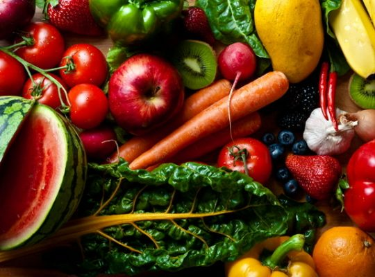Free Fresh Produce