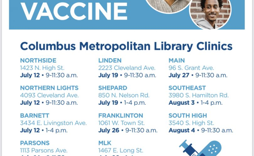 Vaccine Clinics at the Library